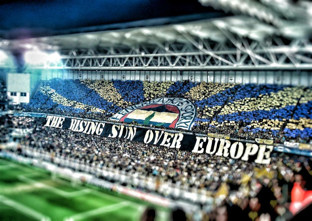 Zajazdy a vstupenky na  Fenerbahce - Galatasaray