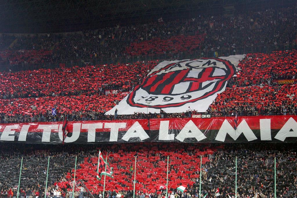 AC Miláno - Chievo