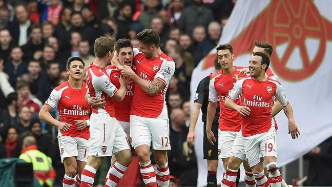 Arsenal - Belehrad