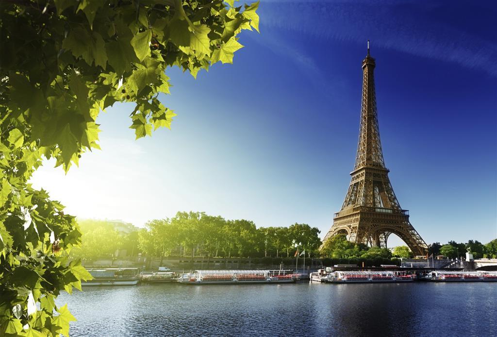 Paříž - město lásky
