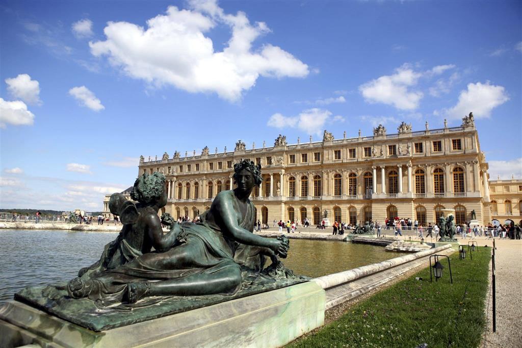 Romantika - Paříž a Versailles