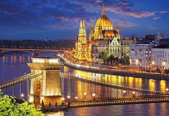 Predvianočná Budapešť - Poznávacie zájazdy