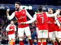 Dovolenka Veľká Británia Arsenal - Östersunds