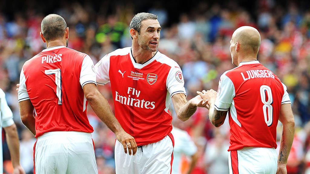 Legendy: Arsenal - Real Madrid