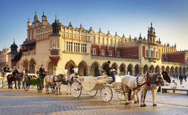 Wielička a Krakow